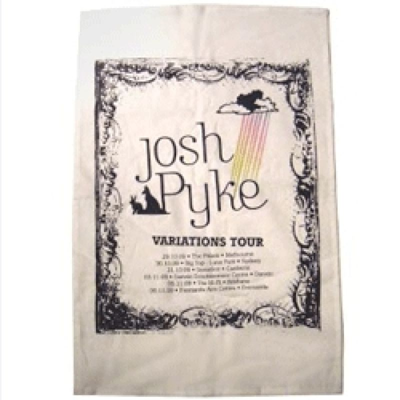 Variations Tour Tea Towel