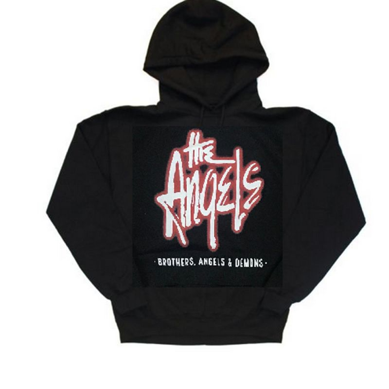 Brothers, Angels & Demons Tour Black Hoody