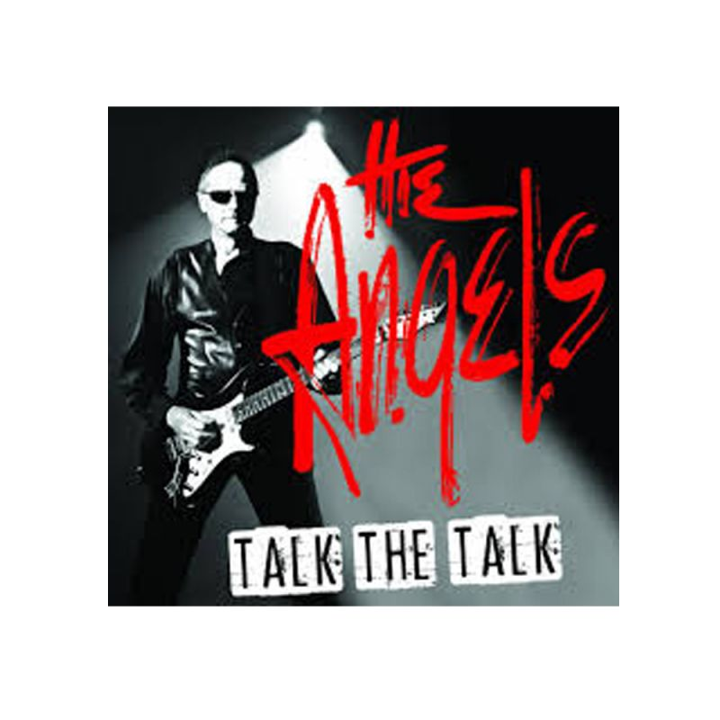 Talk The Talk CD