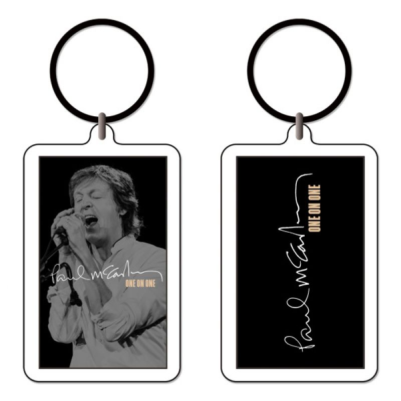 Acrylic Keychain One On One World Tour 2017