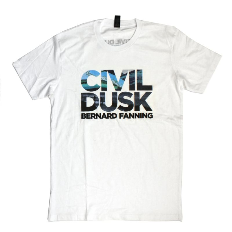 Civil Dusk White Tshirt