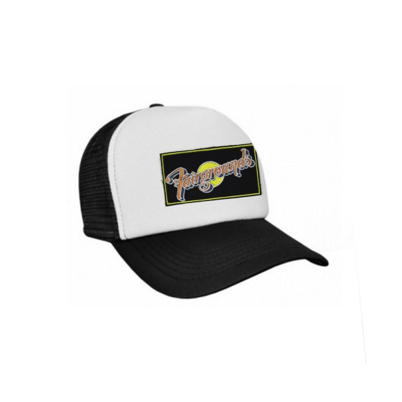 Kids Trucker Black/White