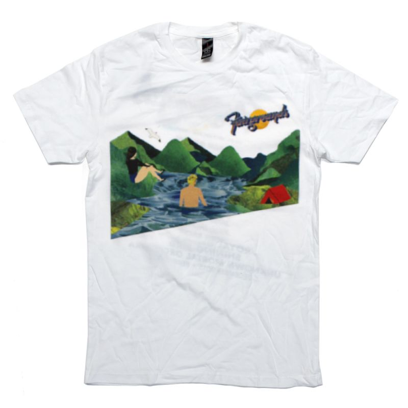 Mountains Event 2016 White Tshirt