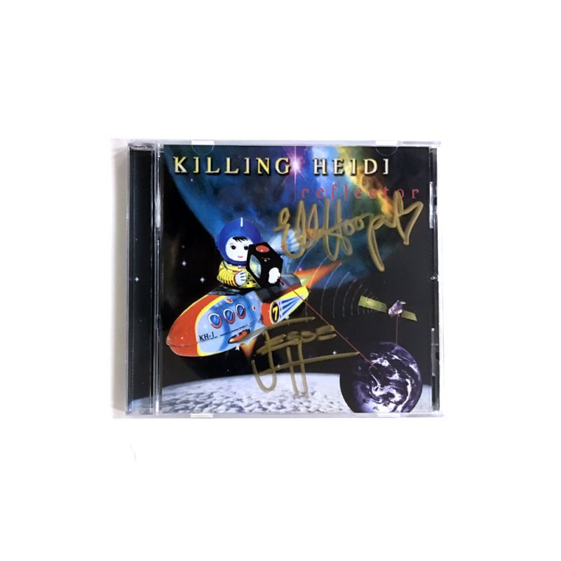 Reflector CD * Signed Limited Copies