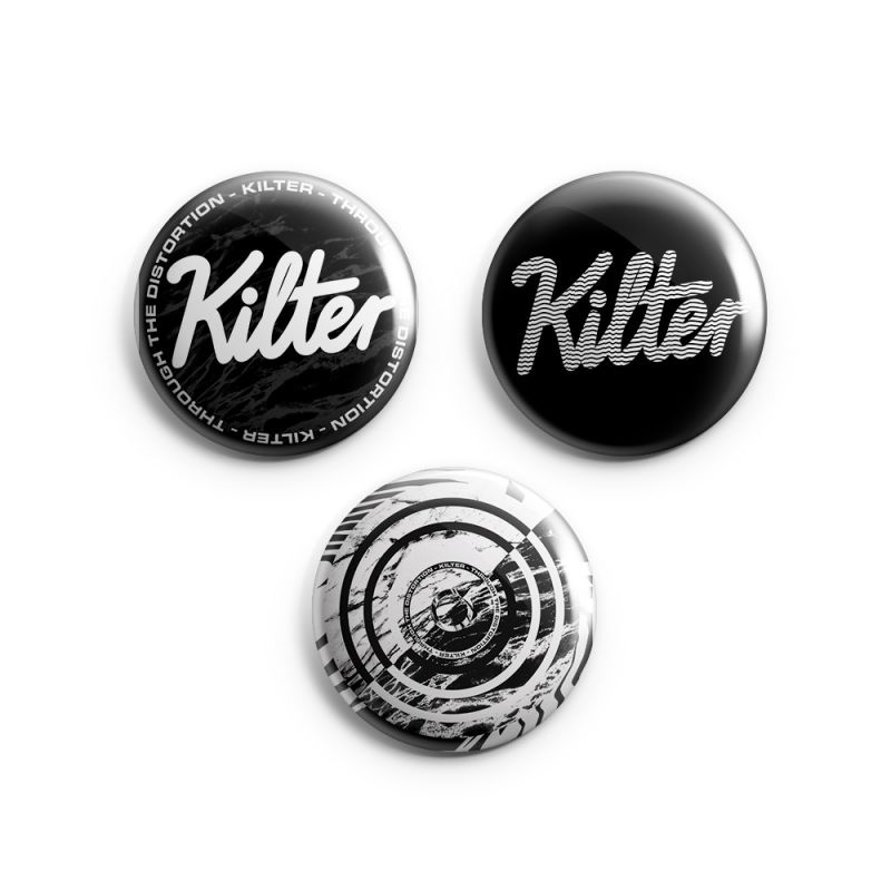 Badge Set (Set of 3)