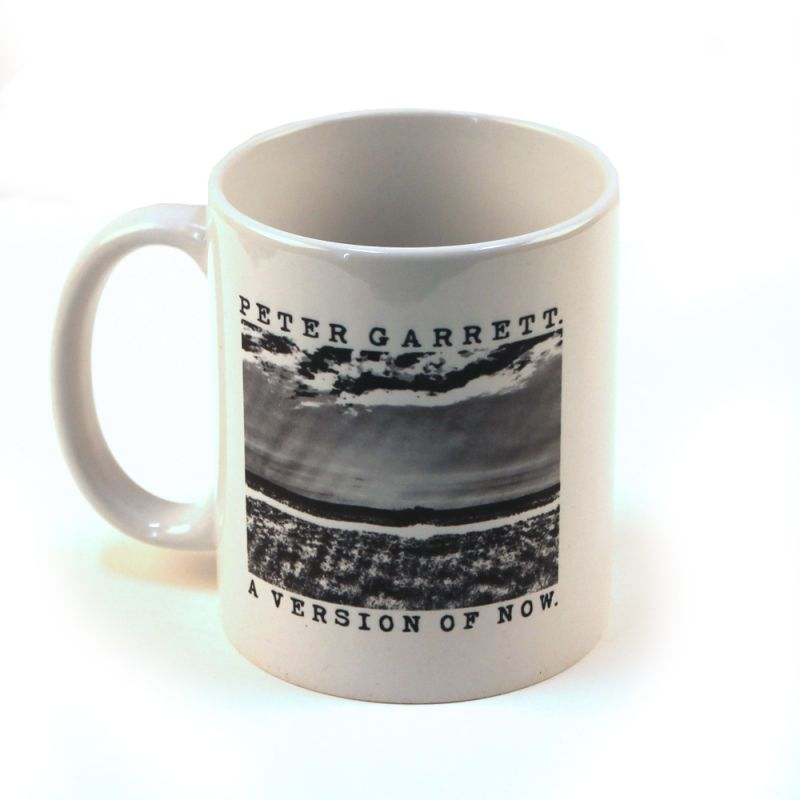 A Version of Now Coffee Mug White