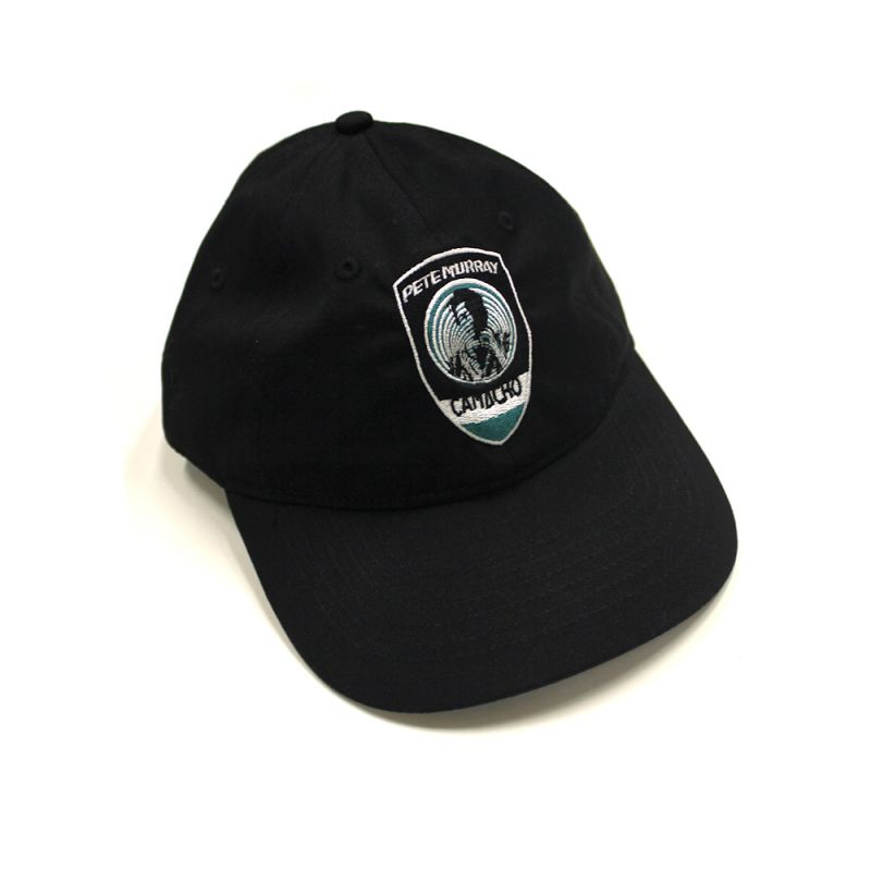 Camacho  5 Panel Cap Black Shield