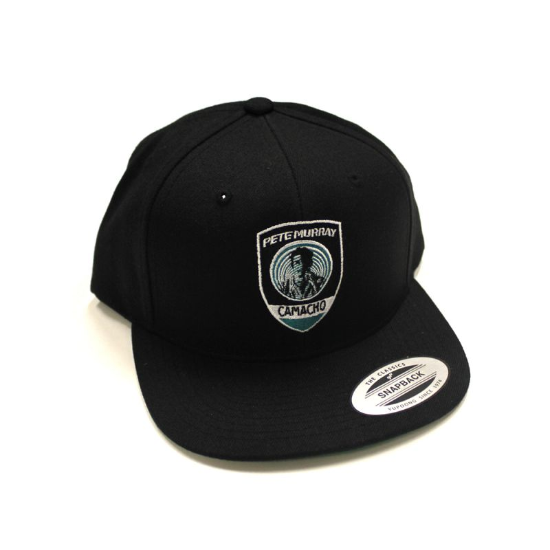 Camacho  Snap Back Black Shield
