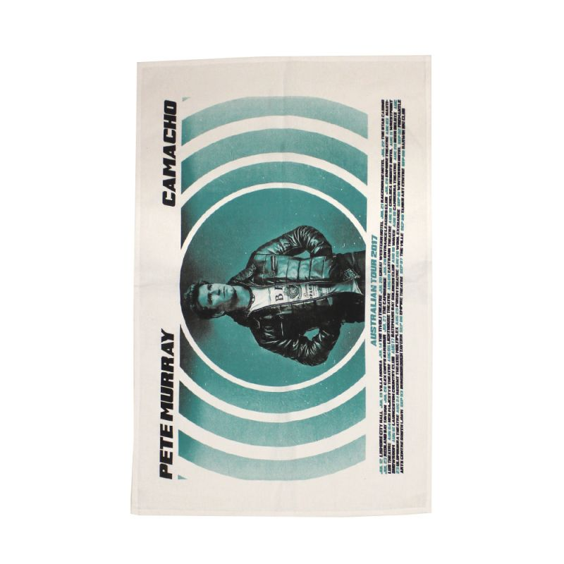Camacho Tea Towel