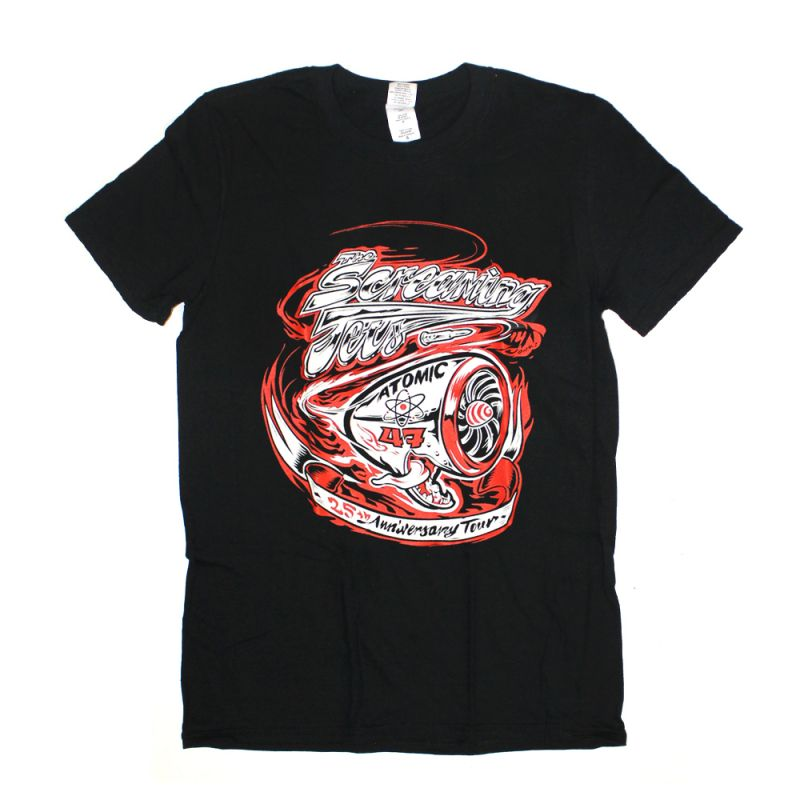 25th Anniversary Black Tshirt