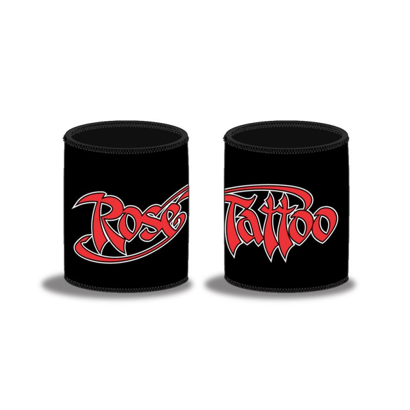 Rose Tattoo Stubby Cooler