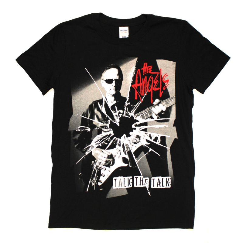 Talk The Talk Black Tour Tshirt