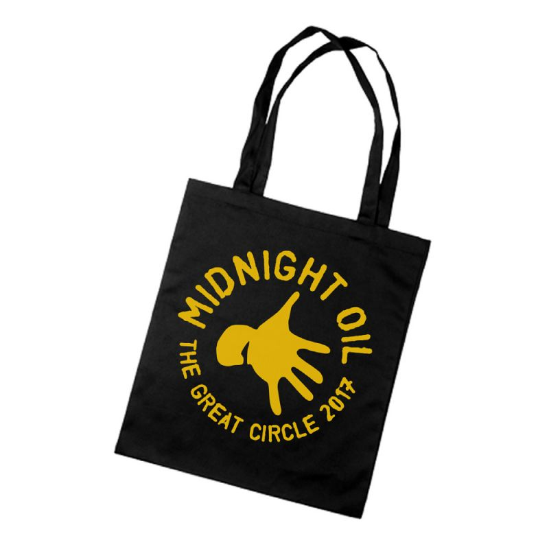 Tote Bag Black The Great Circle 2017 Tour