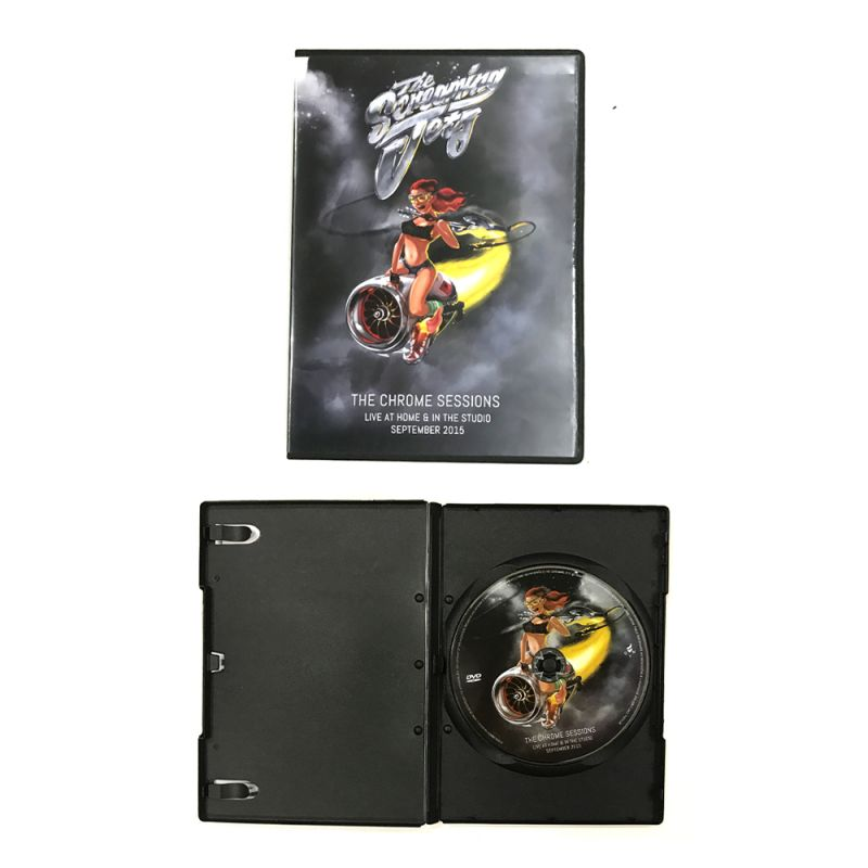 The Chrome Sessions DVD