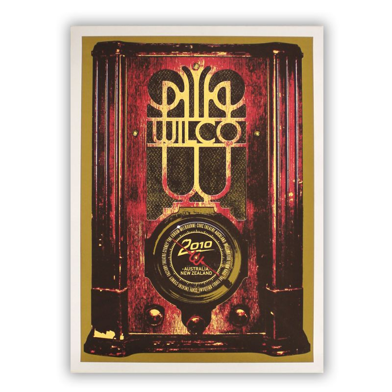 Wilco Band T Shirts
