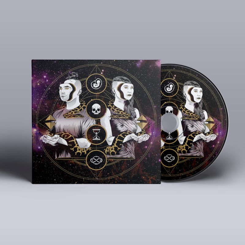 Life Death Time Eternal CD